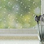 Jasmine frosted privacy window film