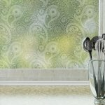 paisley privacy window film frosted by odhams press