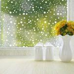 nova retro decorative privacy window film by odhams press